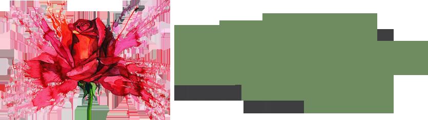 Logo Kwiaciarni Internetowej, Poczty Kwiatowej