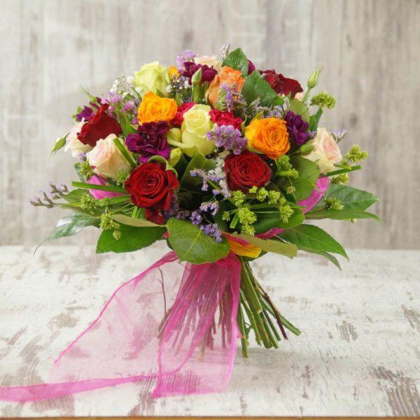 Bukiet z róż Poczta Kwiatowa