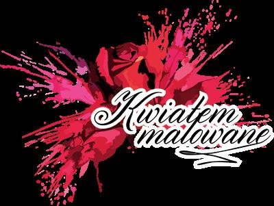 Logo Poczty Kwiatowej Kwiatem Malowane